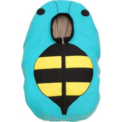 Honeybee Infant Carrier Seat Fleece Cover