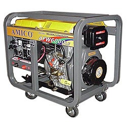 Amico 6000 Watt Diesel Generator With Welder