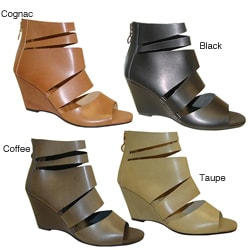 Bucco Ladies Wedges