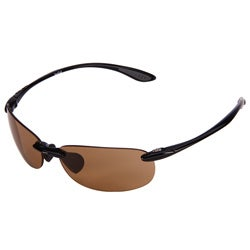 Bolle Men's Kickback Black Sunglasses