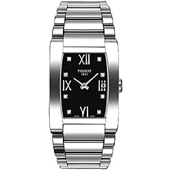 Tissot Women's 'Generosi-T' Stainless Steel Bracelet Watch