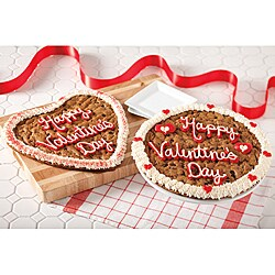 Mrs. Fields Heart Shaped Valentine's Cookie Cake