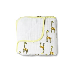 aden + anais Muslin Dream Blanket in Giraffe Jungle Jam