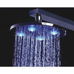 Sumerain LED Thermal Rainfall Showerhead