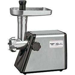 Waring Pro Stainless Steel Meat Grinder  (Refurbished)