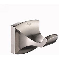 Kraus Fortis Bathroom Accessories - Hook Brushed Nickel