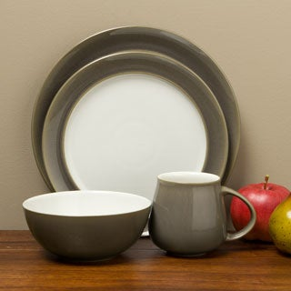 Denby Truffle 16-piece Dinnerware Set