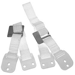 Safety 1st Furniture Wall Straps (Pack of 4)
