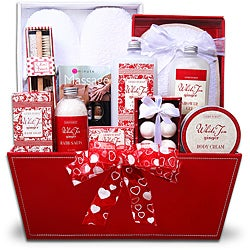 Indulgent 'Spa Escape' Gift Basket