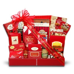 Valentine's Day Love to Share Gift Basket