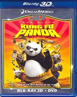 Kung Fu Panda 3D (Blu-ray/DVD)