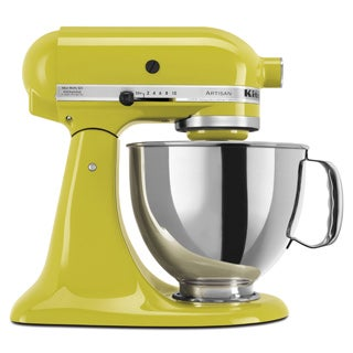 KitchenAid RRK150PE Pear 5-quart Artisan Tilt-Head Stand Mixer (Refurbished)
