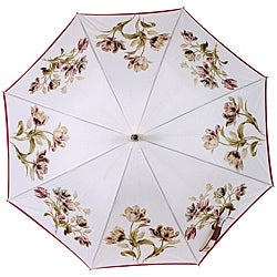 Laura Ashley 'Gosford Plum' Country Umbrella