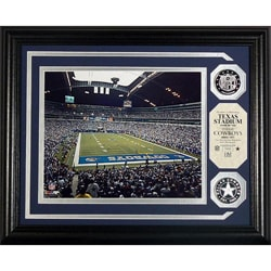 Highland Mint Dallas Cowboys Texas Stadium Silver Photomint