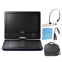 Sony BDP-SX1000 Portable Blu-Ray Player with Kit