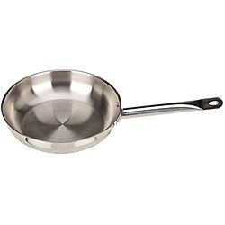 Art & Cuisine Professionnelle 11-inch Stainless Steel Frypan