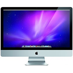 Apple iMac MB953LL/A 2.66Ghz 750GB 27-inch Desktop (Refurbished)