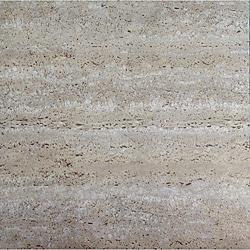 Self-adhesive Travatine 60 Square Feet Marble Look Vinyl Floor Tiles