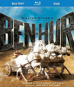 Ben-Hur 50th Anniversary (Blu-ray/DVD)