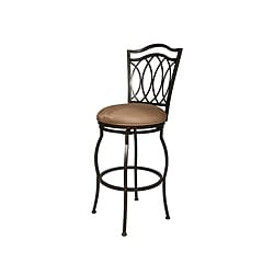 West Port 26-inch Swivel Counter Stool
