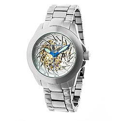 Android Men's Ninja-50 Skeleton Automatic Stainless Steel Watch