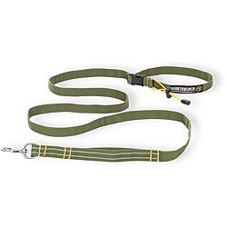 Mountainsmith Durable Clip-in Medium/Large Green K-9 Waist Leash