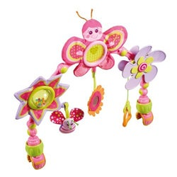 Tiny Love Betty Butterfly Stroller Arch Toy