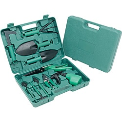 Ruff & Ready 10-piece Garden Tool Set