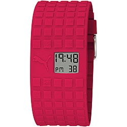 Puma Unisex Red Cell Watch