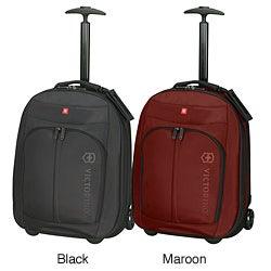Victorinox Swiss Army Seefeld 20-in Expandable Wheeled Carry-On Upright