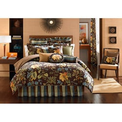 Botanical Garden 4-piece Full-size Comforter Set