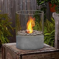 Real Flame Modesto Fire Column