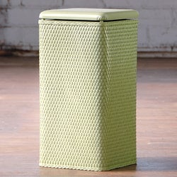 Carter Soft Sage Laundry Hamper