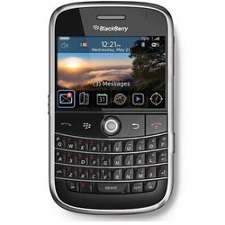 RIM BlackBerry Bold 9000 Unlocked GSM Cell Phone