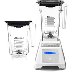 Blendtec 'WildSide' White Combo Blender