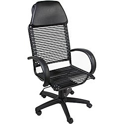 Bungie Executive High Back Black/ Graphite Black Office Chair
