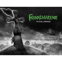 Frankenweenie: A Visual Companion (Hardcover)