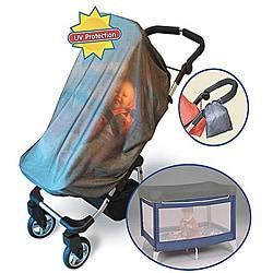 Jolly Jumper Solarsafe Stroller Playard Net