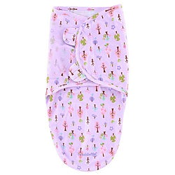 Summer Infant Small Cotton SwaddleMe Blanket in Sweet Trees