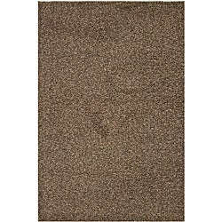 Constellation New Buck Brown Rug (5' x 8')