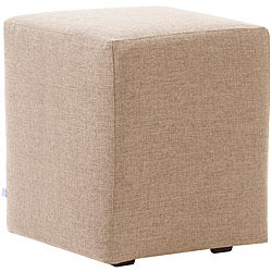 Sand Slip Covered Cube Seat