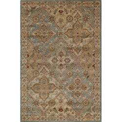 Hand-tufted Goa Multi Wool Rug (8' x 10')
