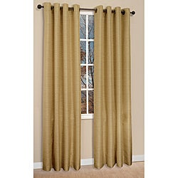 Victoria Antique Gold 84-inch Curtain Panels