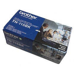 Brother TN115 5,000-page Non-refillable Black Toner Cartridge