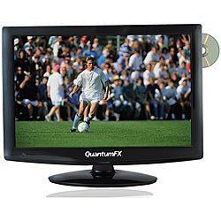 QuantumFX TV-LED1912D 19-inch 1080p LED TV/ DVD Player