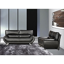 Sasatona Sofa and Loveseat Set