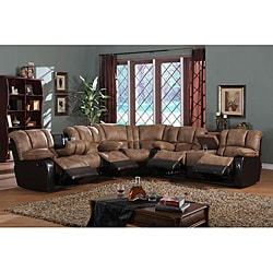 Mission Reclining Sectional