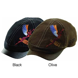 Carlos by Carlos Santana Men's Embroidered Driver's Cap