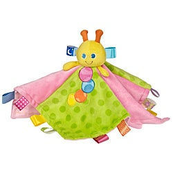 Mary Meyer Taggies Colours Caterpillar Character Blanket