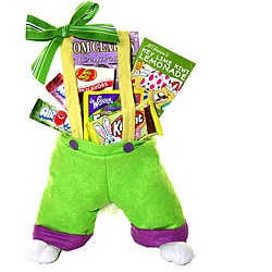 Peter Cottontail Kids Easter Gift Basket